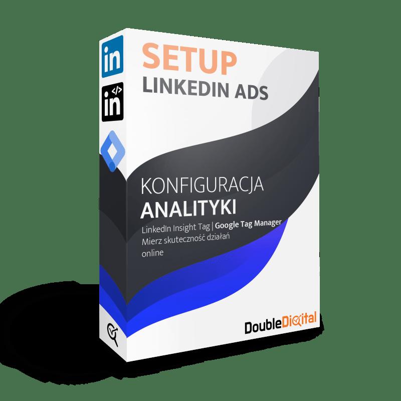konfiguracja kampanii linkedin
